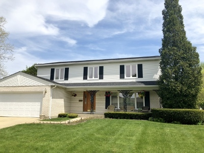 Arlington Heights Single Family Home For Sale: 1725 North Stratford Road