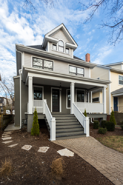 Single Family Home Contingent: 5411 North Wayne Avenue
