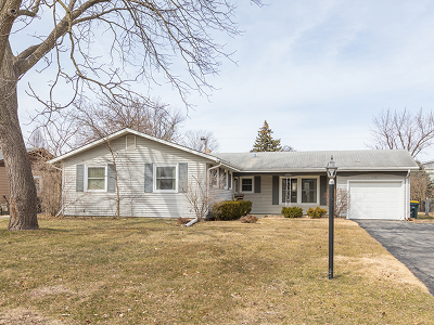 Carol Stream Single Family Home New: 561 Cochise Place
