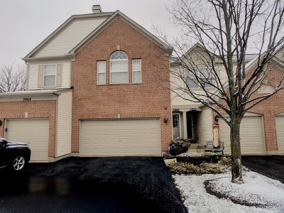Condo/Townhouse For Sale: 2866 Stonewater Drive
