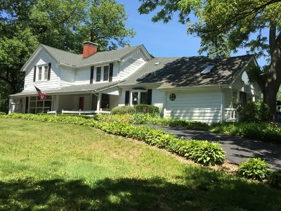 Palos Park Single Family Home Price Change: 8220a West 119th Street