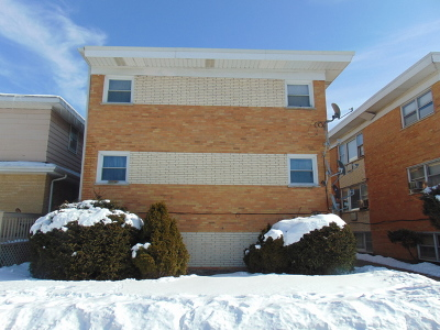 Melrose Park Multi Family Home For Sale: 1511 North 17th Avenue