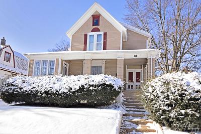 Elgin Single Family Home New: 712 Saint Charles Street