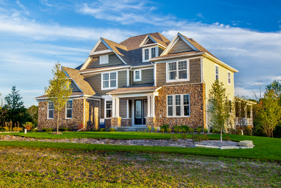 Barrington Single Family Home Price Change: 25560 West Tara Drive