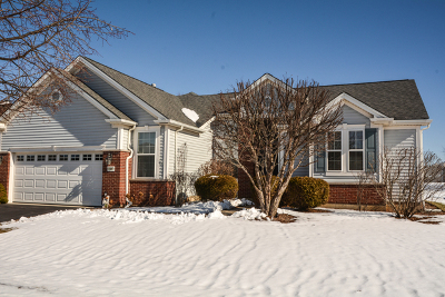 Huntley Single Family Home For Sale: 13064 Stone Creek Court