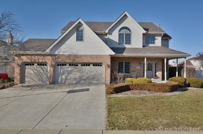 New Lenox Single Family Home For Sale: 1033 Sierra Rdg