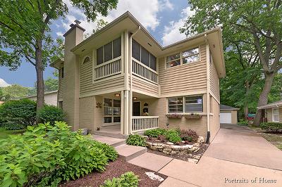 Glen Ellyn Single Family Home For Sale: 569 Lee Street