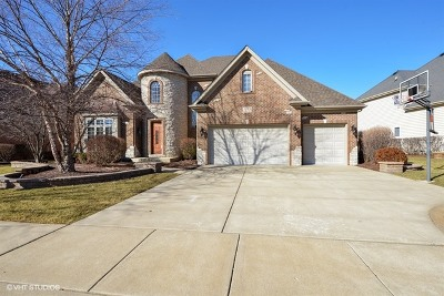 Single Family Home For Sale: 3115 Seiler Court
