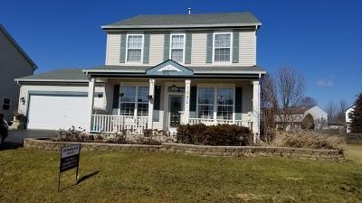 Aurora Single Family Home New: 1992 Fescue Drive