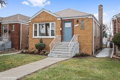 Chicago IL Single Family Home New: $229,900