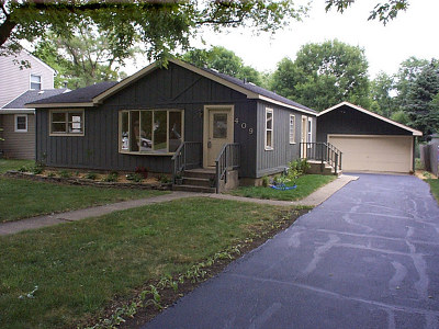 Bensenville Single Family Home Re-Activated: 409 South Mason Street