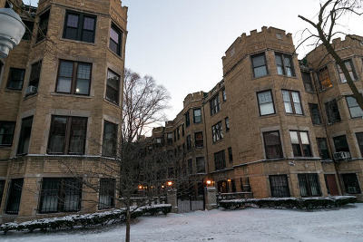 Chicago Condo/Townhouse New: 1225 West Lunt Avenue #3B