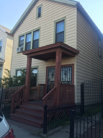 Chicago Multi Family Home New: 5416 South Wells Street