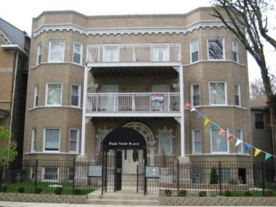 Chicago Condo/Townhouse New: 5924 South King Drive #1S