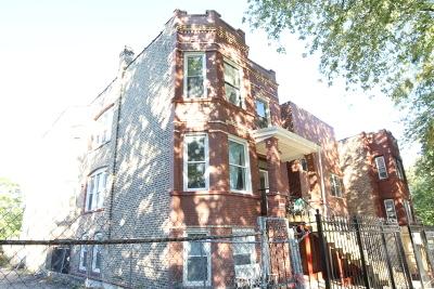 Chicago Multi Family Home New: 634 North Ridgeway Avenue
