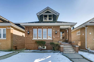 Chicago IL Single Family Home New: $289,000