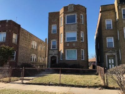 Chicago IL Multi Family Home New: $100,900