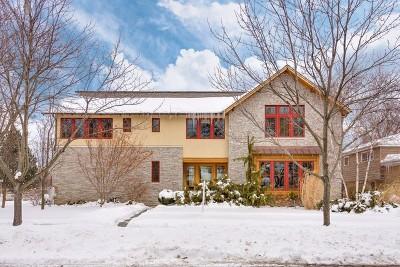 Skokie Single Family Home For Sale: 5250 Brown Street