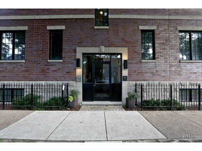 Chicago Condo/Townhouse New: 1955 West Barry Avenue #1E