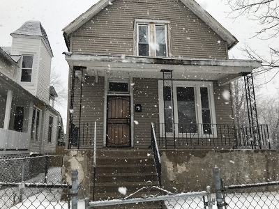 Chicago Single Family Home New: 548 West 61st Place