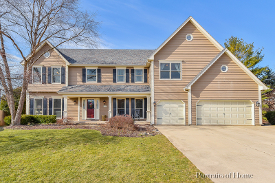 Wheaton Single Family Home For Sale: 1764 Mustang Court