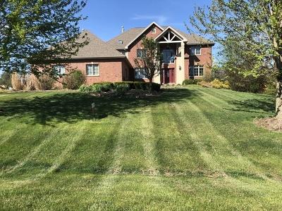 Mokena Single Family Home For Sale: 17943 Crystal Lake Drive