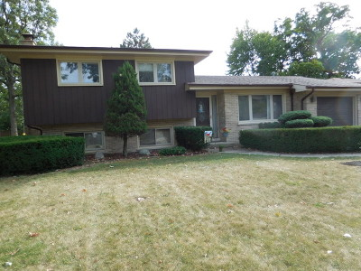 Wood Dale Single Family Home New: 142 Murray Drive