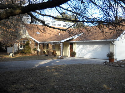 Farmer City Single Family Home For Sale: 13468 Dupont Road
