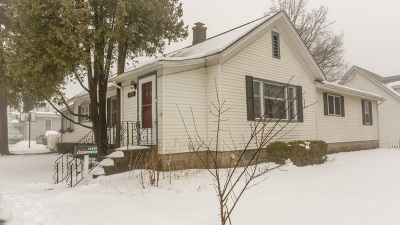 Orland Park Single Family Home New: 14350 Brook Avenue