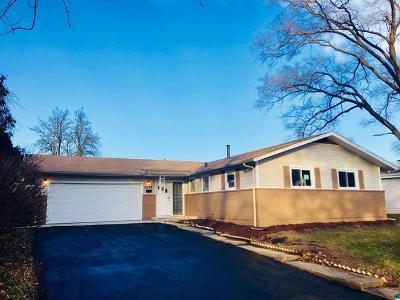 Oak Forest Single Family Home New: 5508 La Palm Drive
