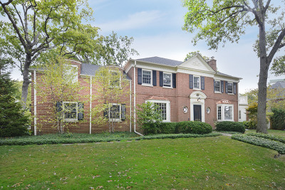 Winnetka Single Family Home New: 927 Forest Glen Drive