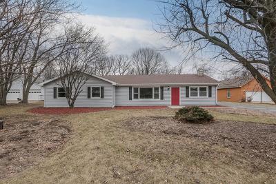 Plainfield Single Family Home New: 23542 West Grinton Drive