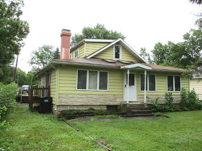 Antioch Single Family Home New: 42483 North Park Lane