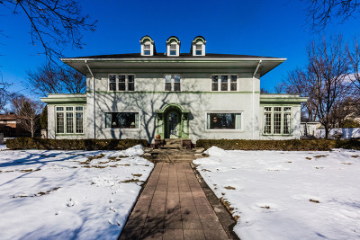 Oak Park Single Family Home For Sale: 526 Augusta Street