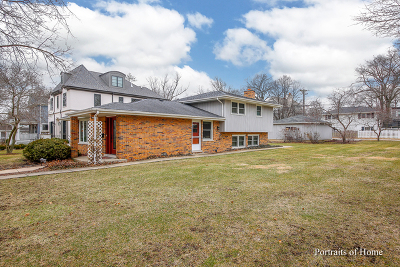 Hinsdale Single Family Home For Sale: 106 South Bruner Street