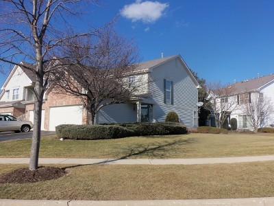 St. Charles Condo/Townhouse New: 804 Crossing Way