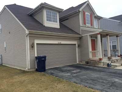 Matteson Single Family Home New: 3140 Holden Circle