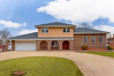 Du Page County Single Family Home New: 5n265 Andrene Lane