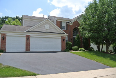 West Dundee Single Family Home For Sale: 2925 Dartmouth Lane
