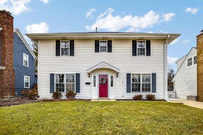 Glen Ellyn Single Family Home For Sale: 332 Taylor Avenue