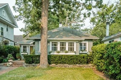 Winnetka Single Family Home New: 506 Provident Avenue