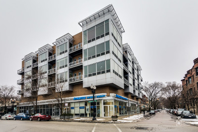 Chicago Rental For Rent: 3920 North Sheridan Road #410