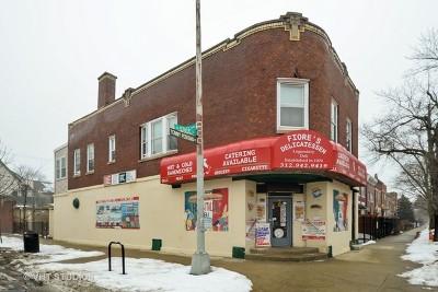 Chicago Multi Family Home New: 2258 West Erie Street