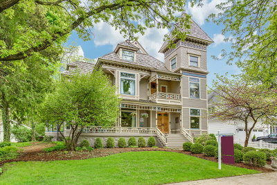 Glen Ellyn Single Family Home For Sale: 677 Highland Avenue