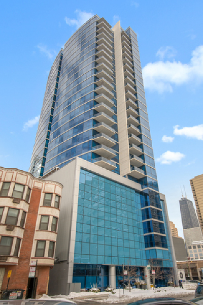 Chicago Condo/Townhouse New: 110 West Superior Street #1902
