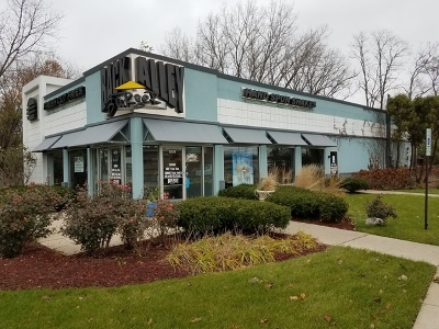 Du Page County Commercial For Sale: 601-609 West St Charles Road