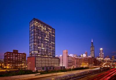 Chicago Rental For Rent: 1035 West Van Buren Street #PH06