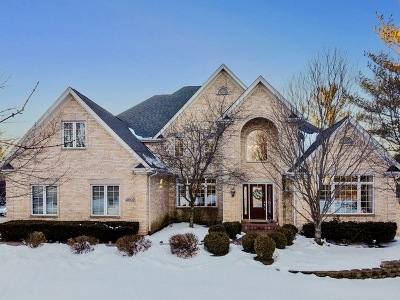 St. Charles Single Family Home New: 4002 Royal Fox Drive
