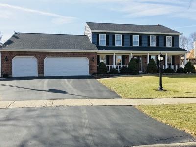 Cary Single Family Home New: 449 Bristol Way