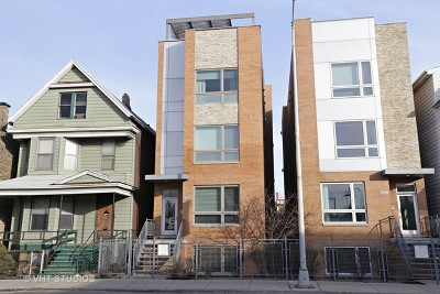 Chicago Condo/Townhouse New: 1350 West Diversey Parkway #1